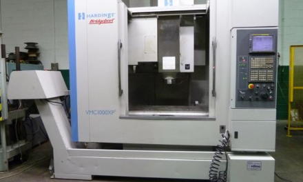 Hardinge Bridgeport VMC1000XP3